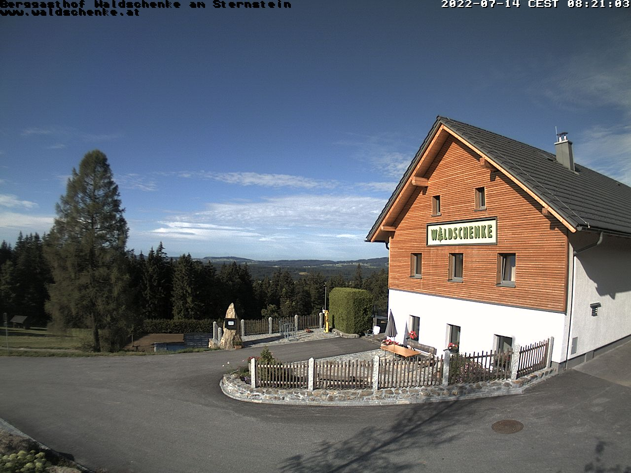 Webcam Berggasthof Waldschenke - Bad Leonfelden